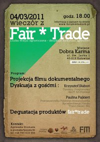 Wieczór z Fair Trade