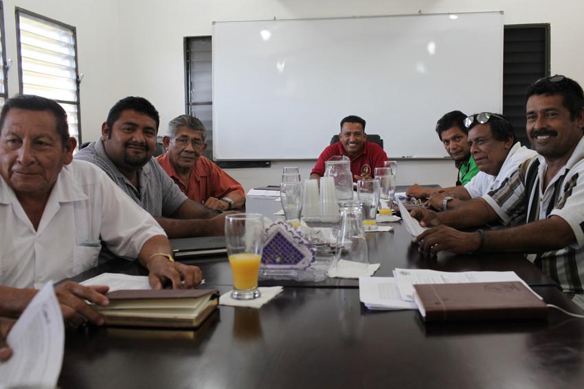 Spotkanie menedżerów spółdzielni BSCFA
