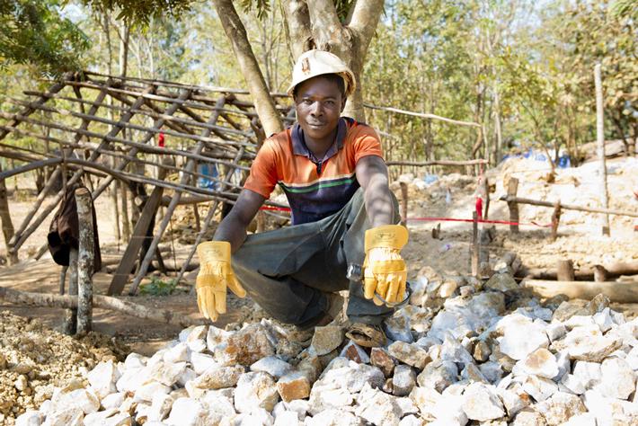 Kopalnia złota w Tanzanii