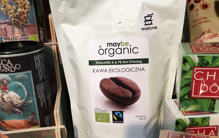 Kawa Fairtrade Maybe Organic