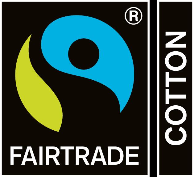 Znak FAIRTRADE dla bawełny